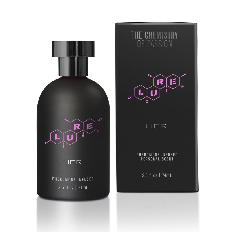 For Her Pheromone Perfume Lure Black Label