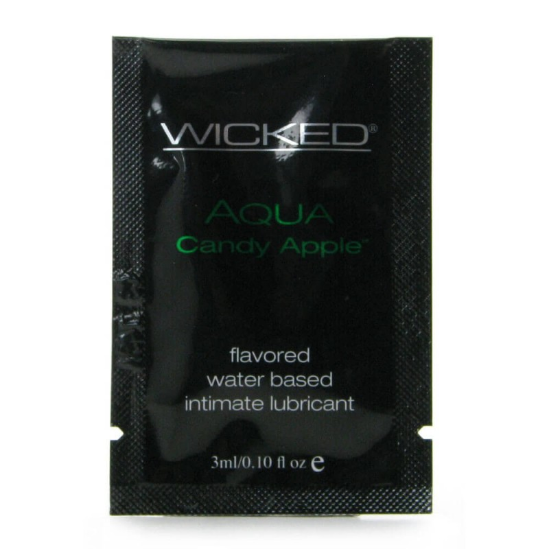 Aqua Candy Apple Flavored Lube