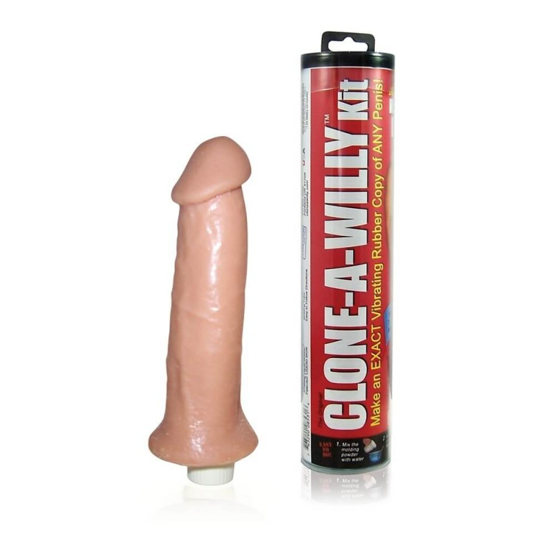 Clone-A-Willy Vibrator Kit in Original