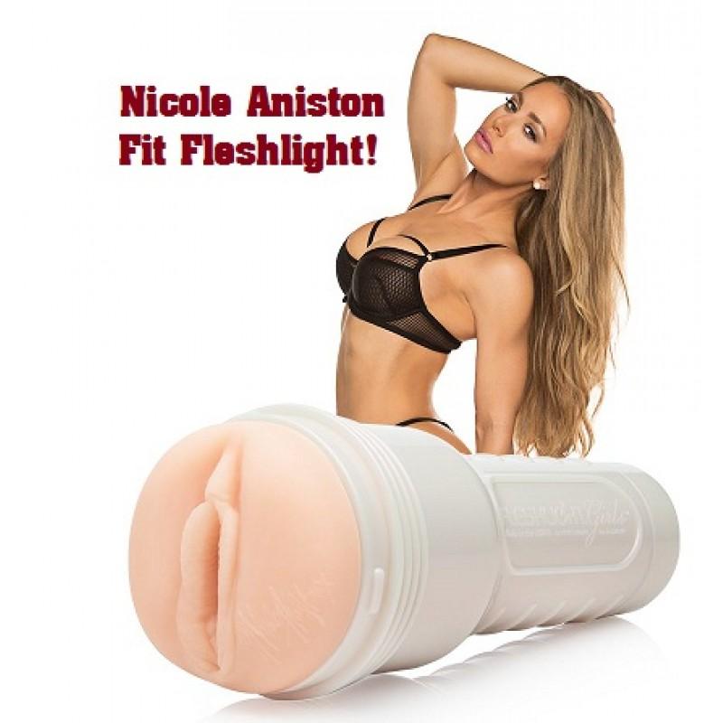 Nicole Aniston Fit Fleshlight