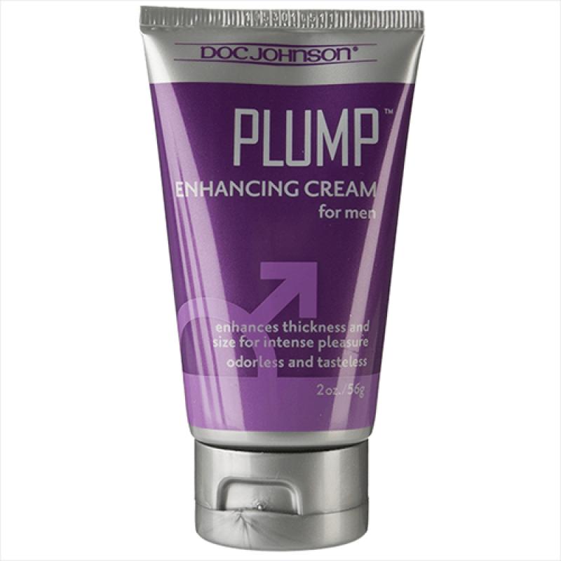 Plump Enhancement Cream for Men 2oz