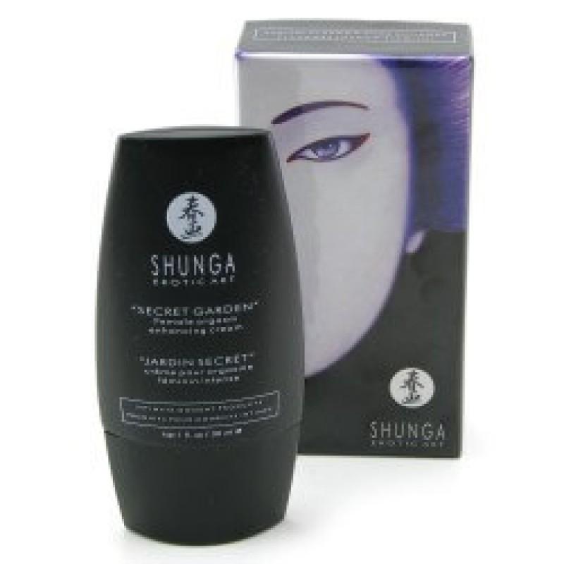 Female Orgasm Cream- SHUNGA Secret Garden