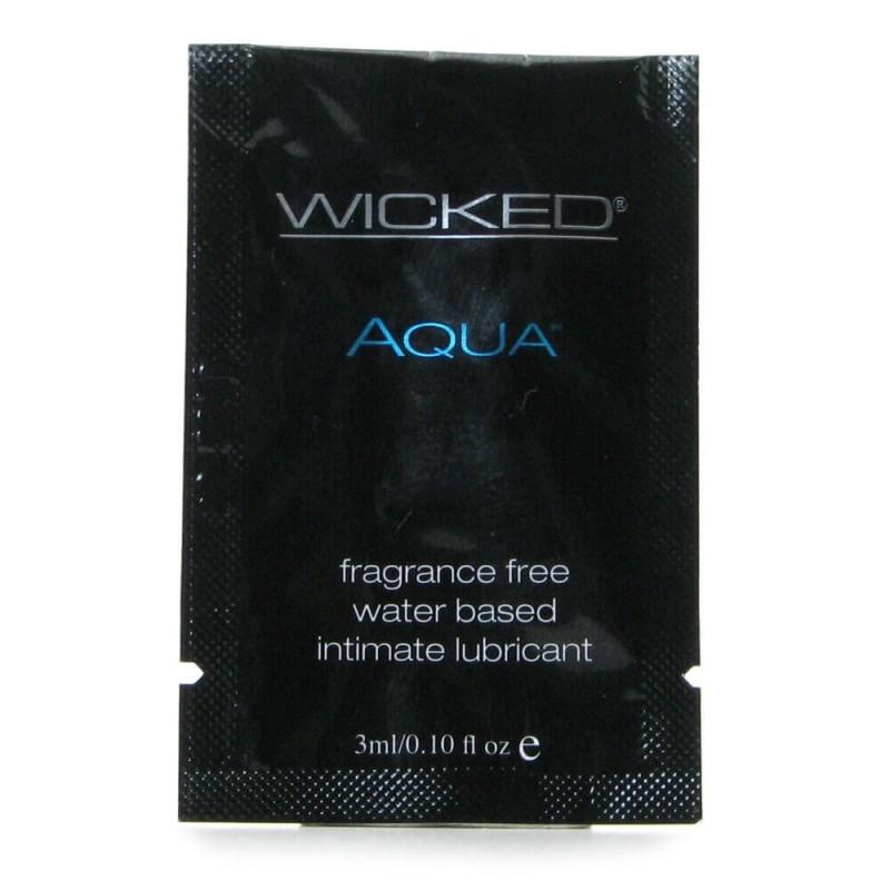 FREE Aqua Fragrance Free Water Based Lube