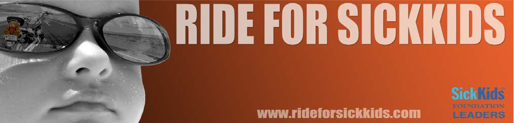 Ride for Sickkids